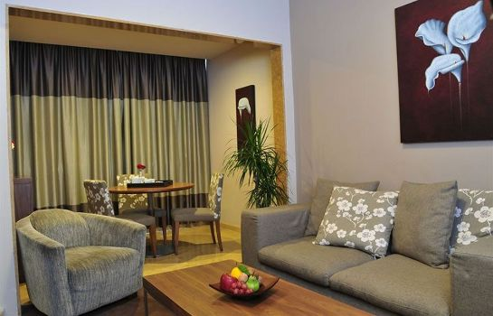 Informacja City Suite Hotel