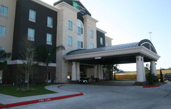 Außenansicht Holiday Inn Express & Suites CORPUS CHRISTI (NORTH)