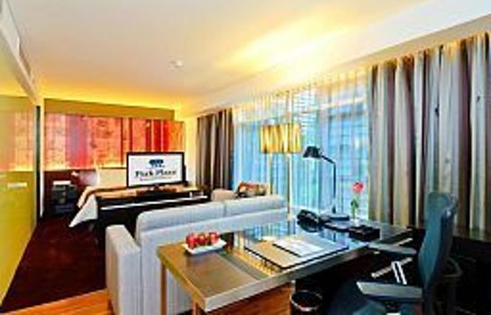 Junior-suite Park Plaza Bangkok Soi 18