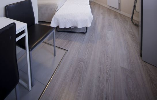 Chambre individuelle (confort) Aurmat Residence Hoteliere