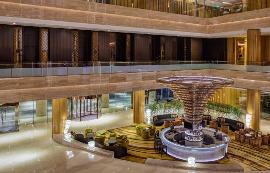 Hotel-Bar Crowne Plaza ZHONGSHAN WING ON CITY