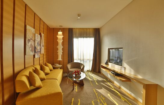 Zimmer Crowne Plaza ZHONGSHAN WING ON CITY