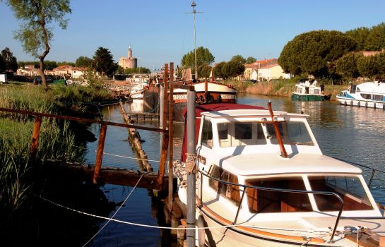Omgeving Canal Aigues Mortes