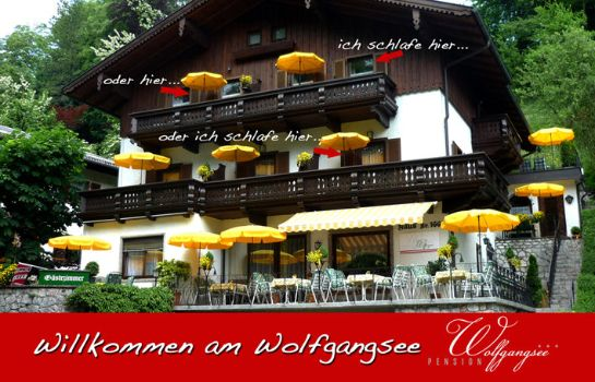 Info Wolfgangsee Pension