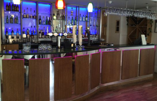 Hotel bar Orsett Hall