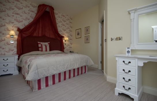 Chambre double (confort) Orsett Hall