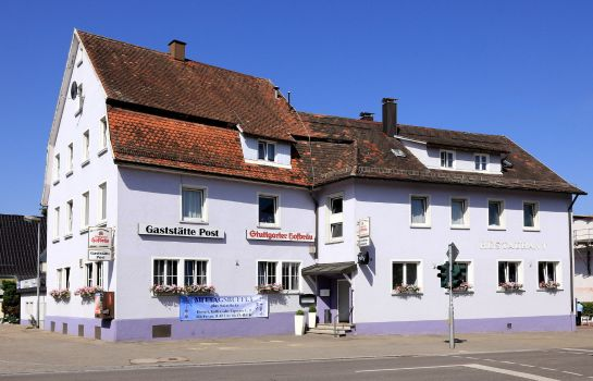 Vista exterior Post Neuhausen Gasthaus