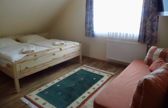 Double room (standard) Erpetal Pension