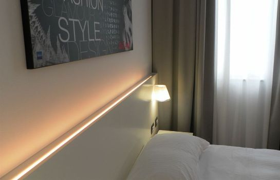 Außenansicht Smart Hotel Milano Central Station