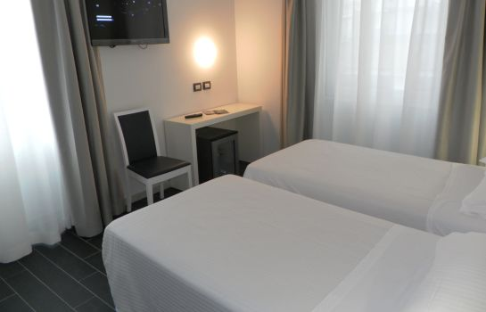 Doppelzimmer Standard Smart Hotel Milano Central Station