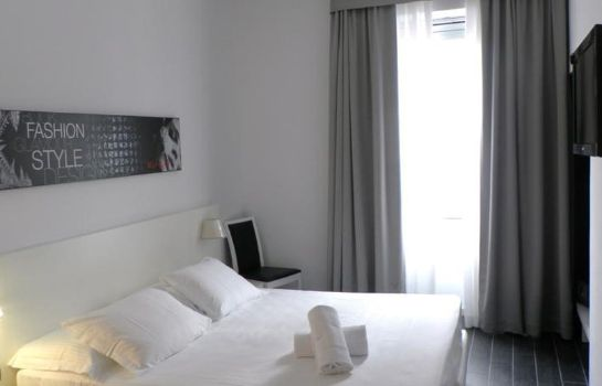 Zimmer Smart Hotel Milano Central Station