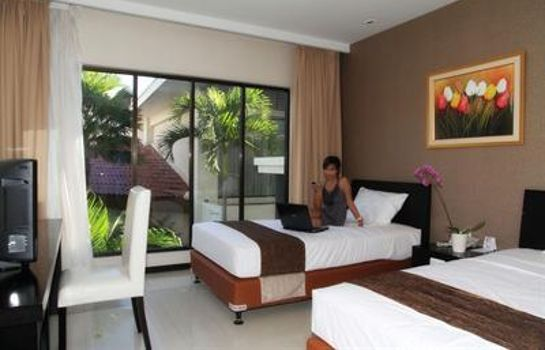 Room Harrads Hotel and SPA Sanur Bali