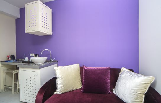 Double room (superior) Mood  Design Suites