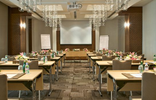 Seminar room City Seasons Hotel Muscat