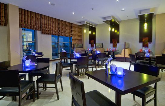 Restaurante 2 City Seasons Hotel Muscat