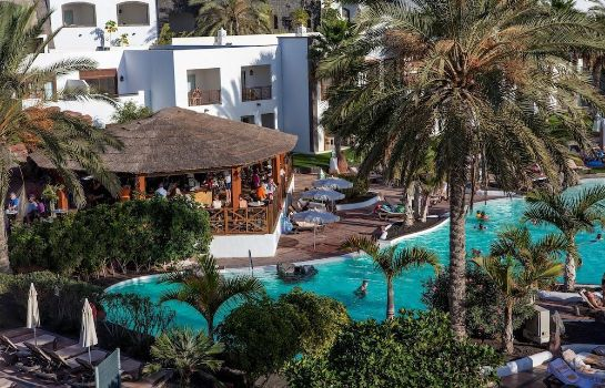 Bar del hotel Gran Castillo Tagoro Family & Fun Playa Blanca -  All Inclusive Playa Blanca