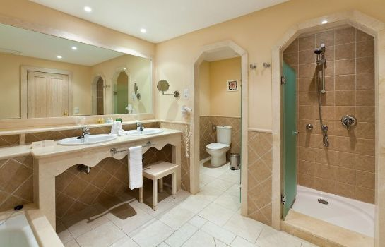 Cuarto de baño Gran Castillo Tagoro Family & Fun Playa Blanca -  All Inclusive Playa Blanca