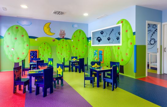 Vista interior Gran Castillo Tagoro Family & Fun Playa Blanca -  All Inclusive Playa Blanca