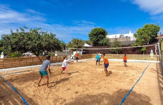 Instalaciones deportivas Gran Castillo Tagoro Family & Fun Playa Blanca -  All Inclusive Playa Blanca