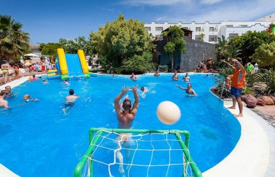 Terraza Gran Castillo Tagoro Family & Fun Playa Blanca -  All Inclusive Playa Blanca
