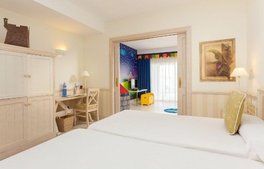 Habitación estándar Gran Castillo Tagoro Family & Fun Playa Blanca -  All Inclusive Playa Blanca