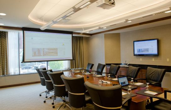 Conference room Embassy Suites by Hilton Buffalo