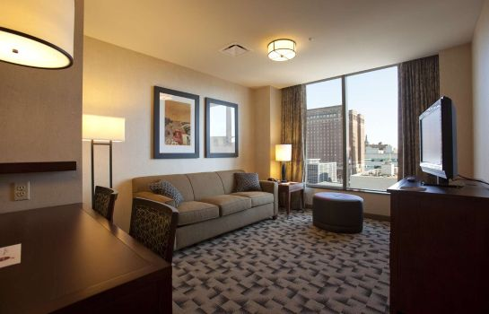 Zimmer Embassy Suites by Hilton Buffalo