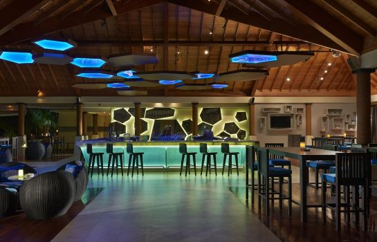 Hotel bar Hilton Seychelles Labriz Resort - Spa