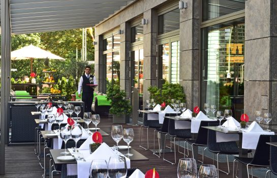 Terrace Pestana Berlin Tiergarten