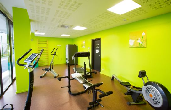 Sports facilities All Suites Appart Hôtel Pau