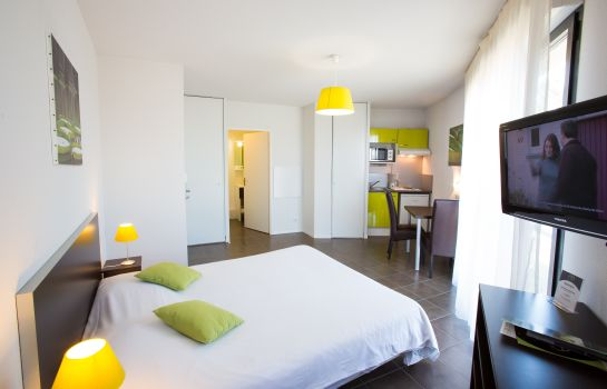 Tweepersoonskamer (comfort) All Suites Appart Hôtel Pau
