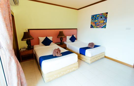 Single room (standard) Thipurai Beach Hotel