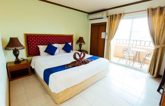 Double room (standard) Thipurai Beach Hotel
