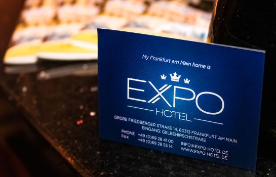 Information Expo City Hotel