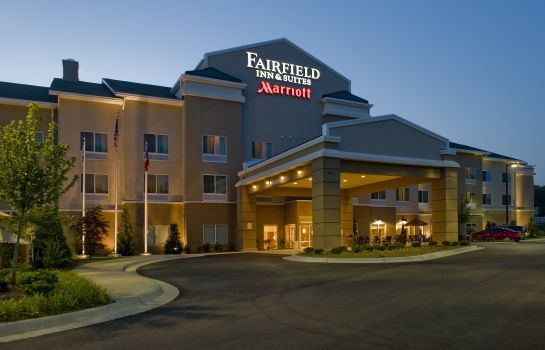 Außenansicht Fairfield Inn & Suites Columbus