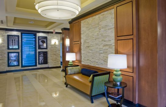Hol hotelowy Fairfield Inn & Suites Columbus