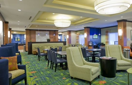 Hotelhalle Fairfield Inn & Suites Columbus