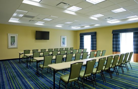 Sala konferencyjna Fairfield Inn & Suites Columbus