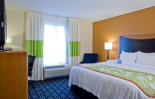 Pokój Fairfield Inn & Suites Columbus