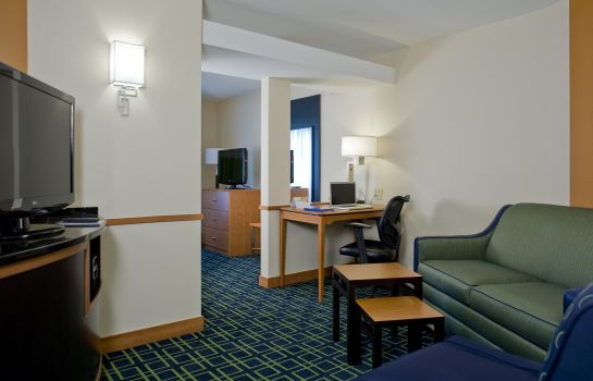 Zimmer Fairfield Inn & Suites Columbus