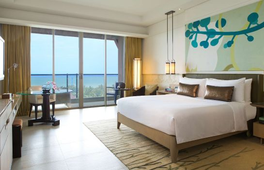Room Renaissance Sanya Resort & Spa