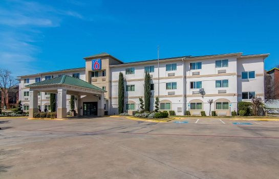 Vista esterna MOTEL 6 DALLAS NORTH RICHARDSON