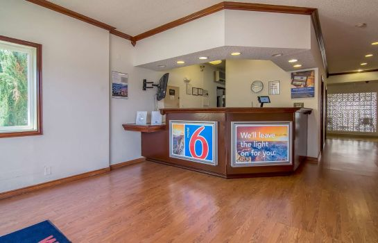 Hol hotelowy MOTEL 6 DALLAS NORTH RICHARDSON