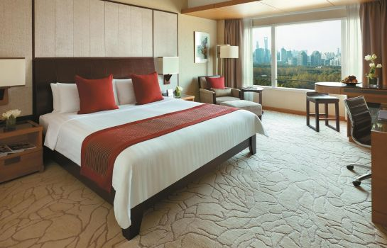 Zimmer Kerry Hotel Pudong