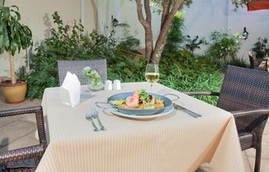 Restaurant THE SYRENE BOUTIQUE HOTEL (MS)