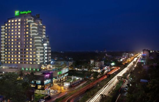Exterior view Holiday Inn COCHIN