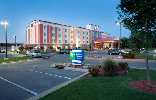 Vista exterior Holiday Inn Express & Suites TULSA SOUTH BIXBY