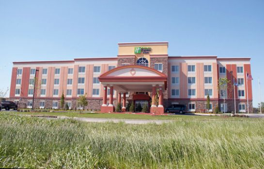 Außenansicht Holiday Inn Express & Suites TULSA SOUTH BIXBY