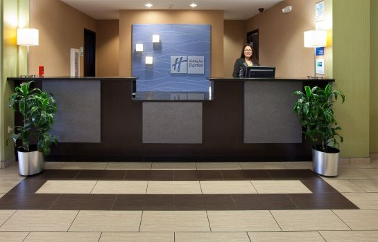 Vestíbulo del hotel Holiday Inn Express & Suites TULSA SOUTH BIXBY