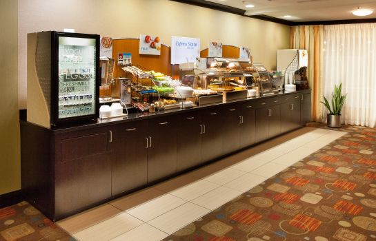 Restaurante Holiday Inn Express & Suites TULSA SOUTH BIXBY